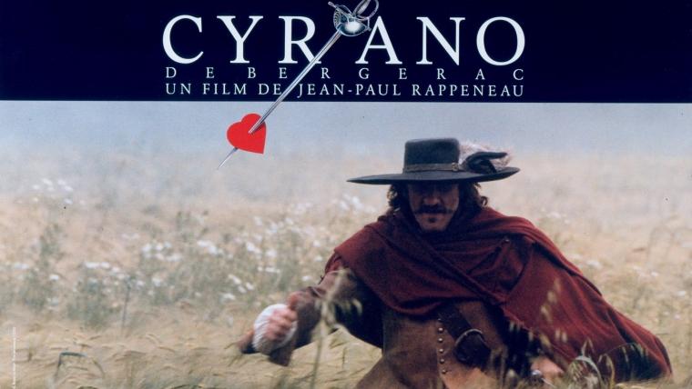 Προβολή ταινίας – Σιρανό Ντε Μπερζεράκ