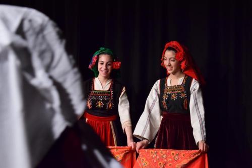 Καραγκιόζης και Χορός, Απρίλης 2019