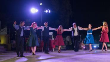 """Νύχτες Καλοκαιριού – """"Μελωδίες και χοροί της Ανατολικής Μεσογείου"""""""