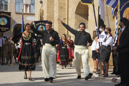 28η Οκτωβρίου 2020 - Χοροί στη Δοξολογία